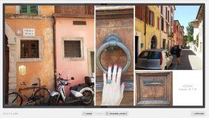 אלבום תמונות מודפס Montage - Book Creator
