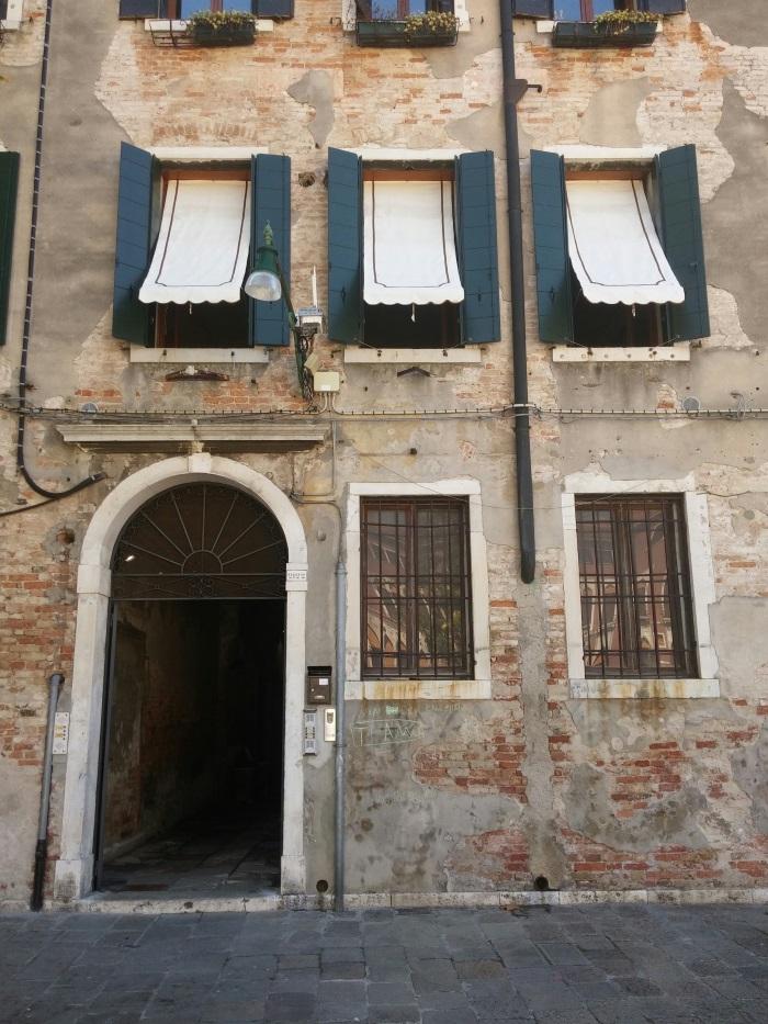 וילון רומאי! בונציה! חופשה משפחתית בצפון איטליה