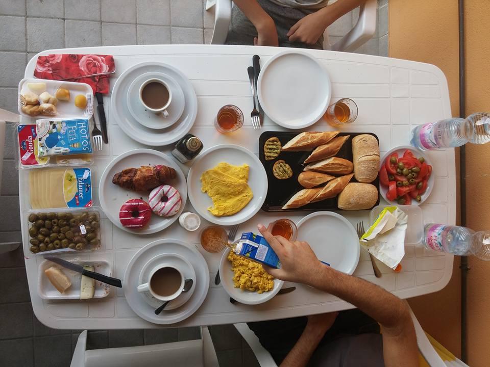 ארוחות משפחתיות. ארוחה בצפון איטליה, רונית כפיר