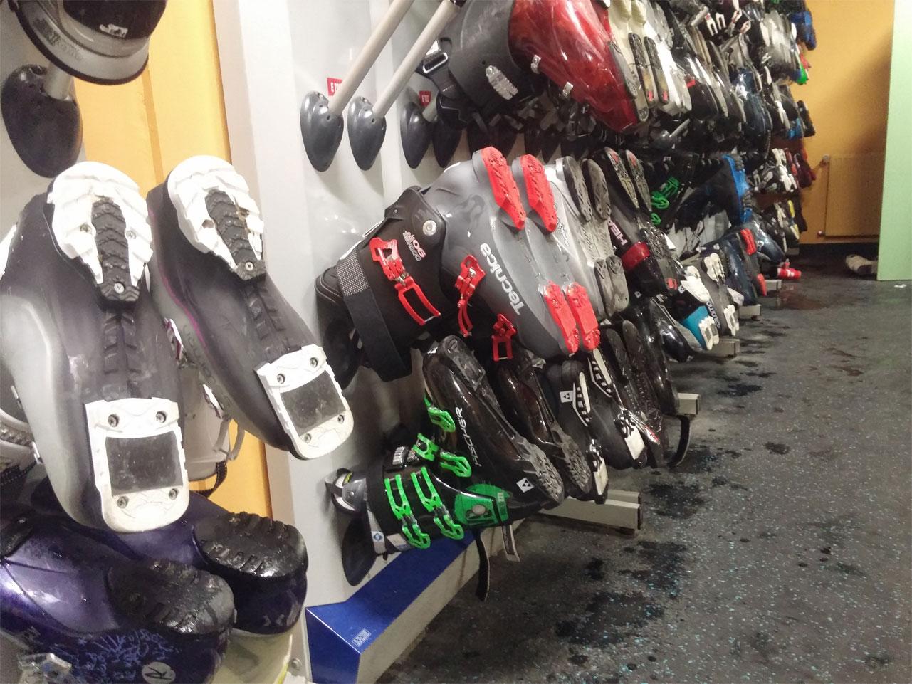 רשימת ציוד סקי. הבלוג של רונית כפיר