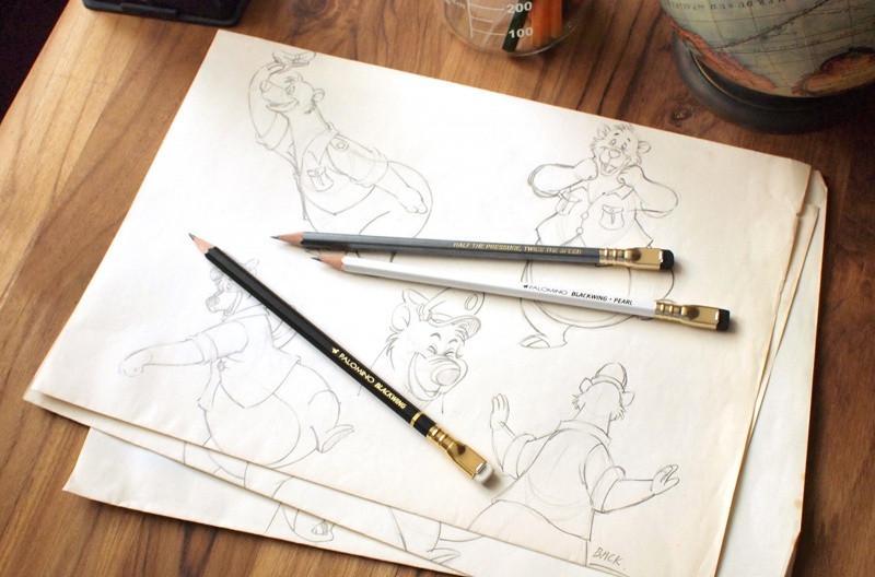 עיפרון בלקווינג של פלומינו Blackwing. הבלוג של רונית כפיר