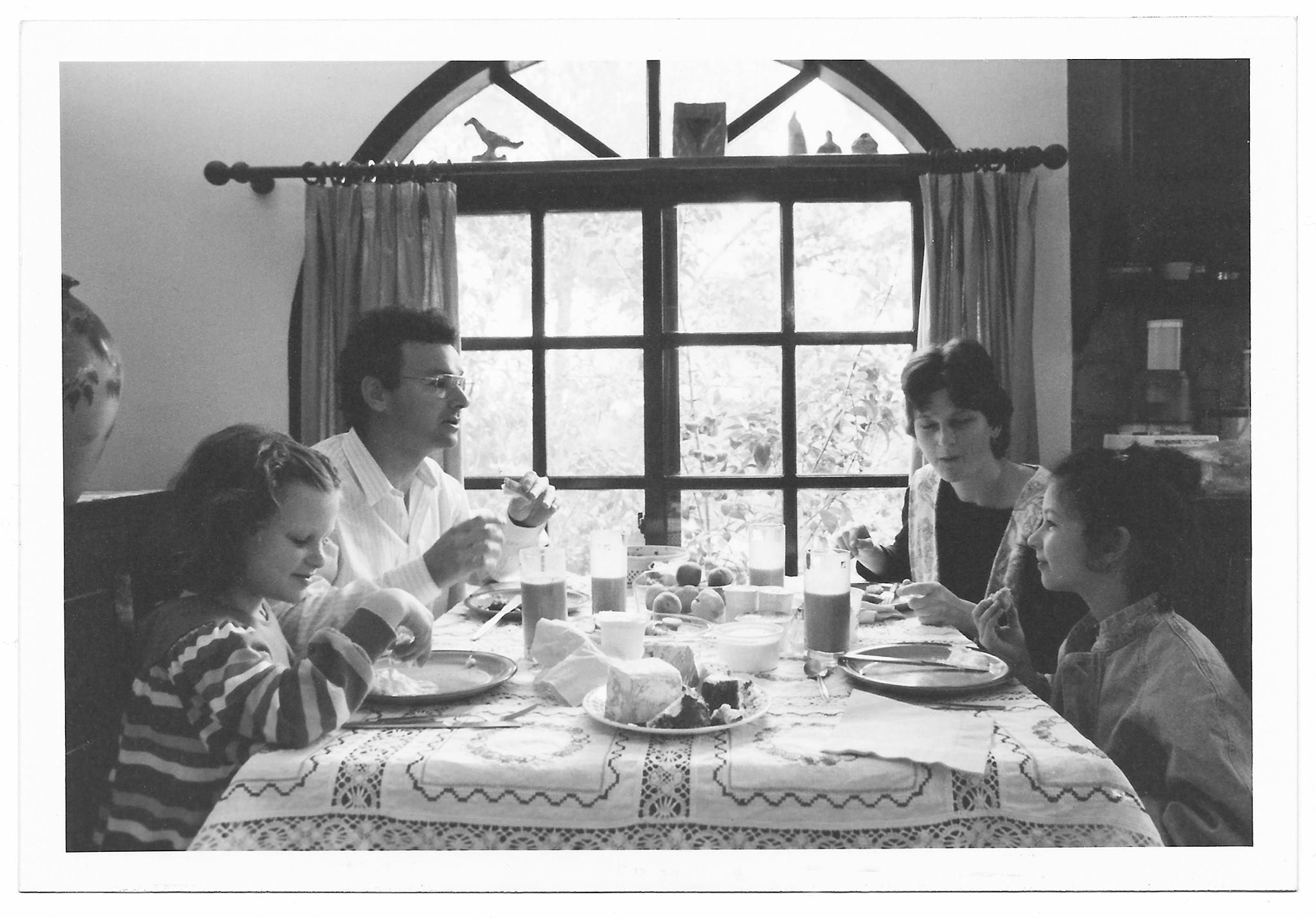 ארוחות משפחתיות. בלוג רונית כפיר המלצות הורות