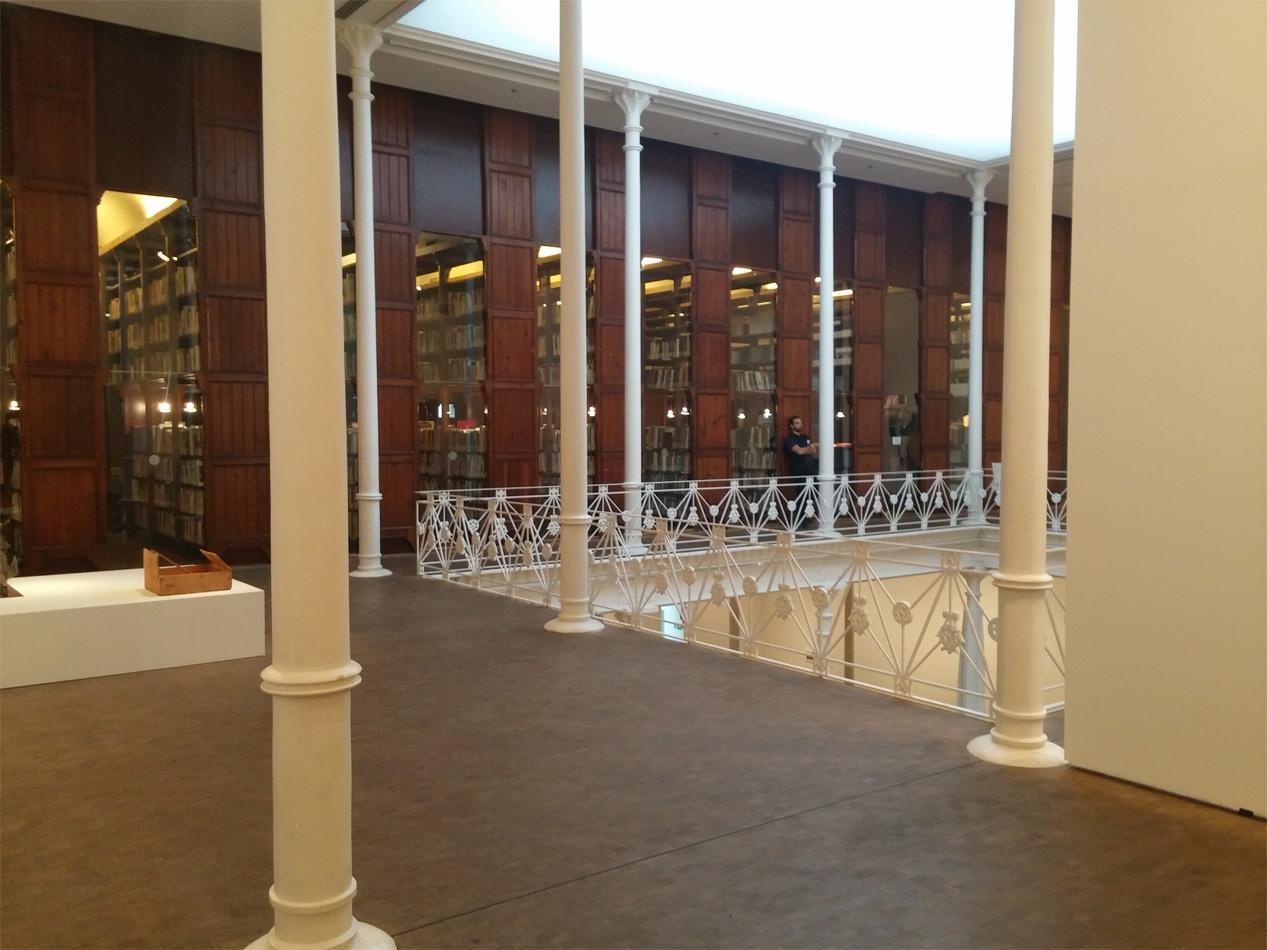 סופשבוע בברצלונה. מכון אנטוני טאפייס. בלוג רונית כפיר