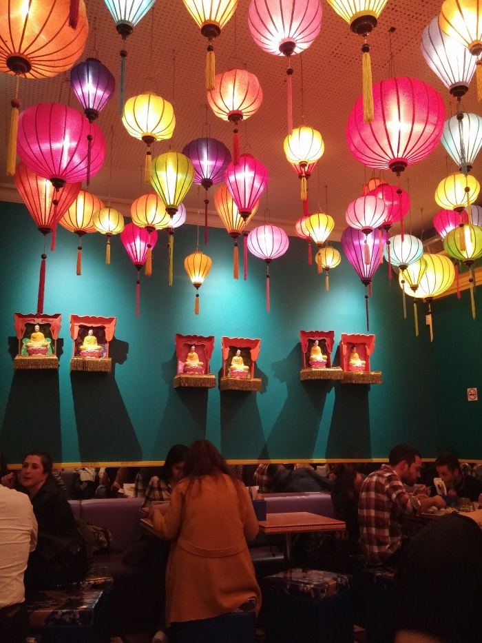 סופשבוע בברצלונה רונית כפיר מסעדות