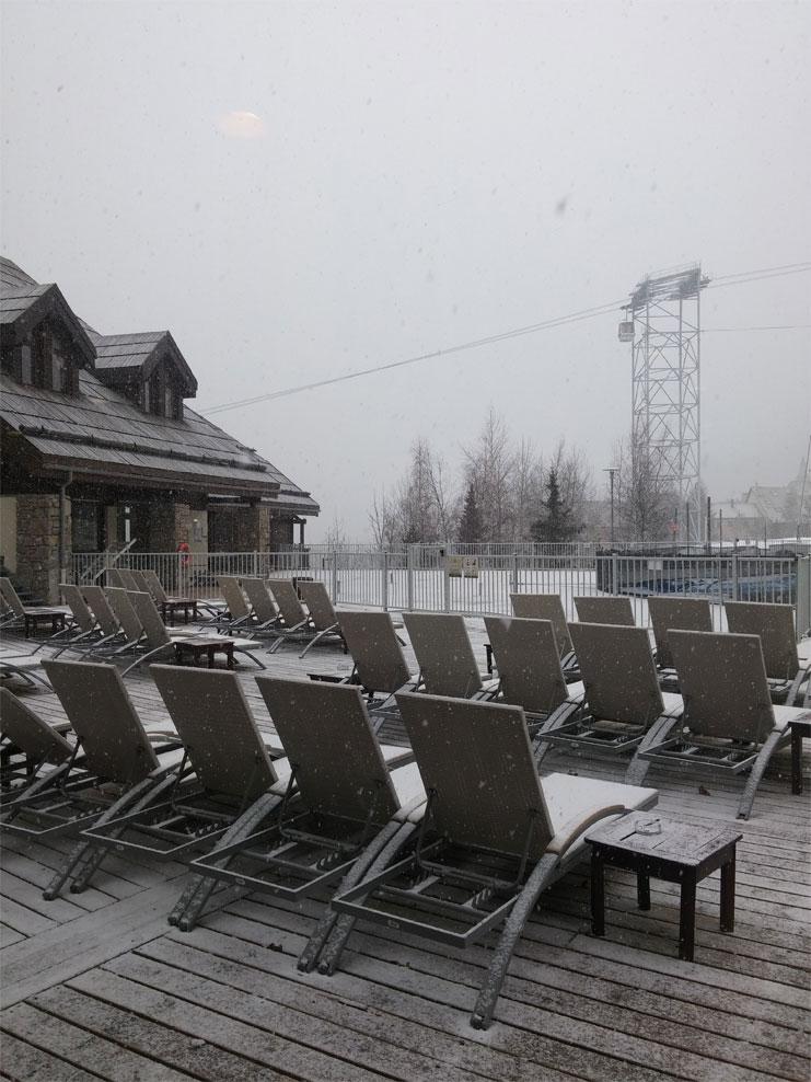 חופשת סקי, הבלוג של רונית כפיר