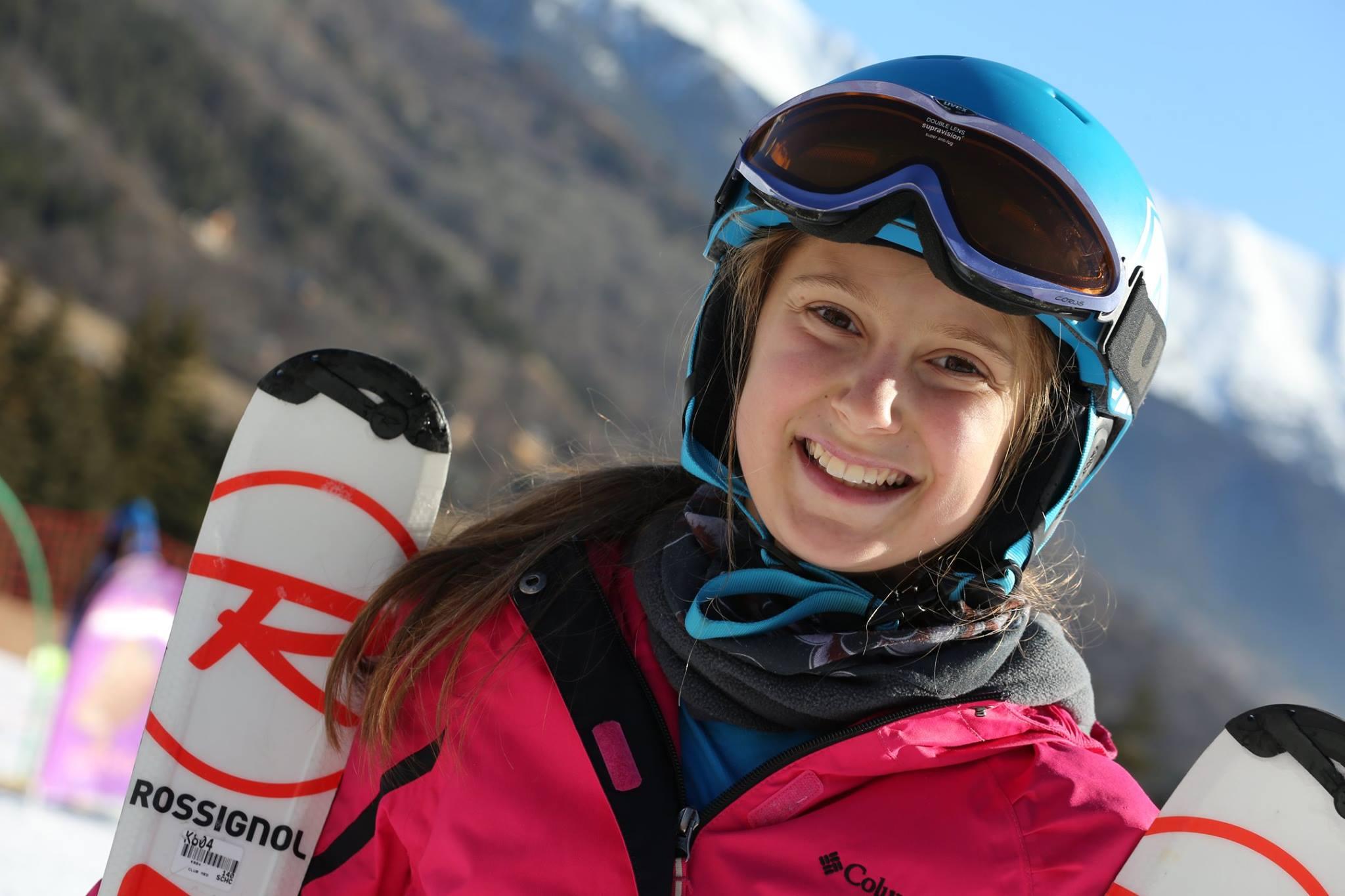 סקי בת מצווה – לגלוש מעבר לפחד
