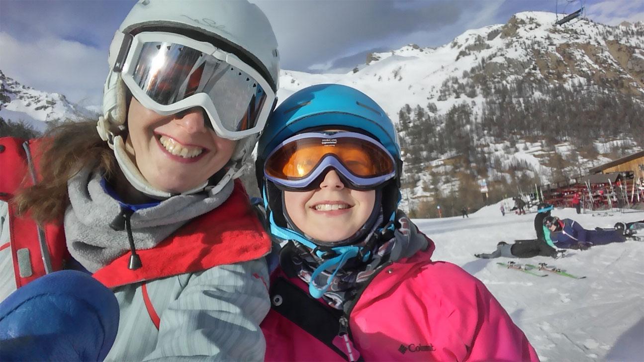 מצויידות היטב. רשימת ציוד סקי, בבלוג של רונית כפיר