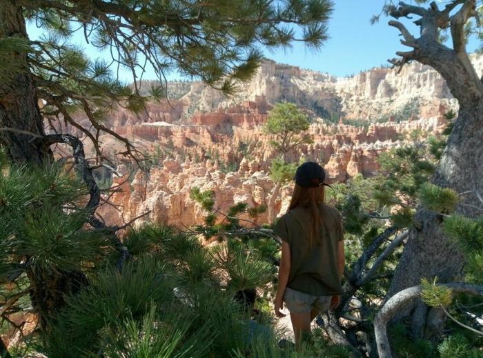 Bryce Canyon. לטייל עם ילדים. הבלוג של רונית כפיר