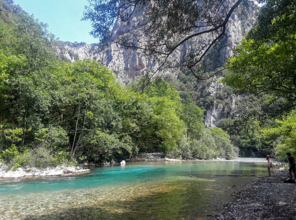 טיול לצפון יוון, זגוריה. רונית כפיר