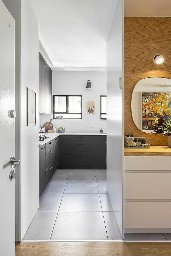 שיפוץ כללי דירה במרכז תל אביב. רונית כפיר