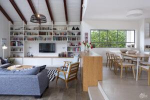 עיצוב בית פרטי ברעננה