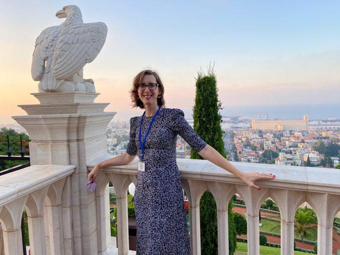 חיפה משפיעה רונית כפיר בלוג